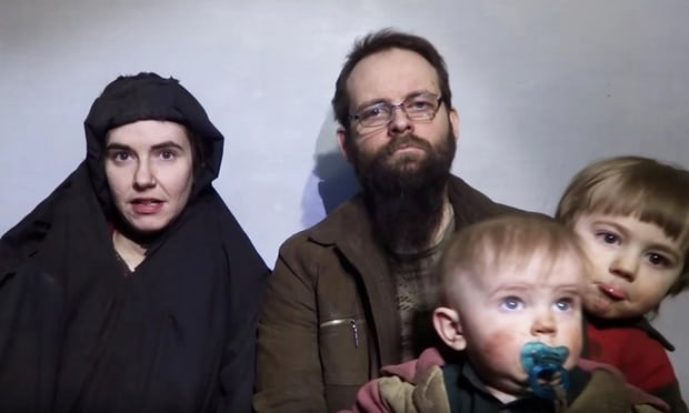 Canadian and American hostages rescued from Taliban-linked group
