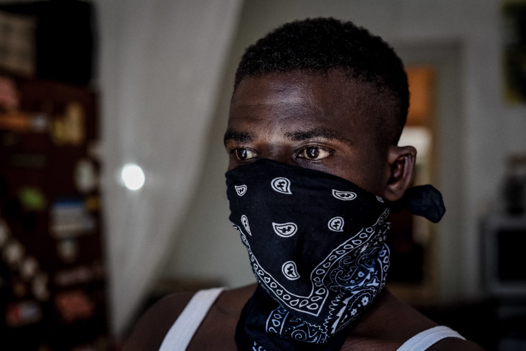 The mafia and a Nigerian gang are targeting refugees in Sicily