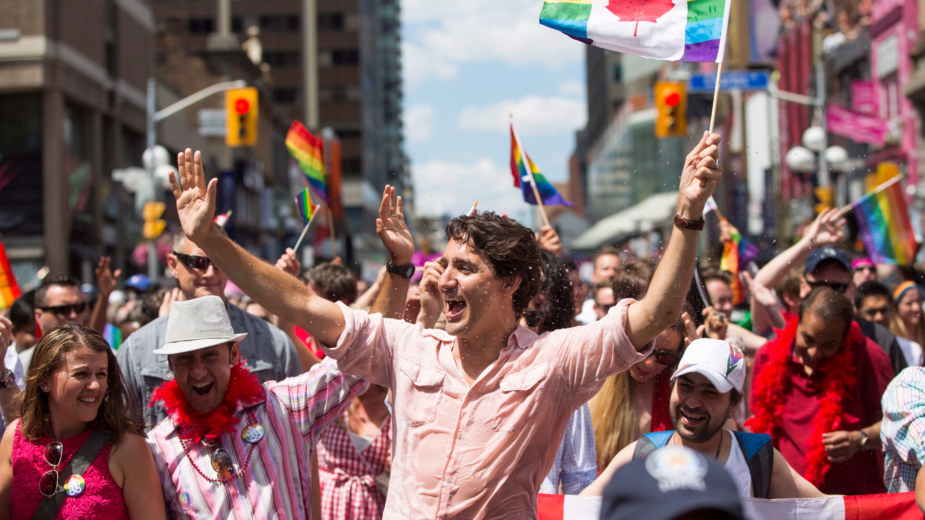 Trudeau to apologize to LGBT community for government