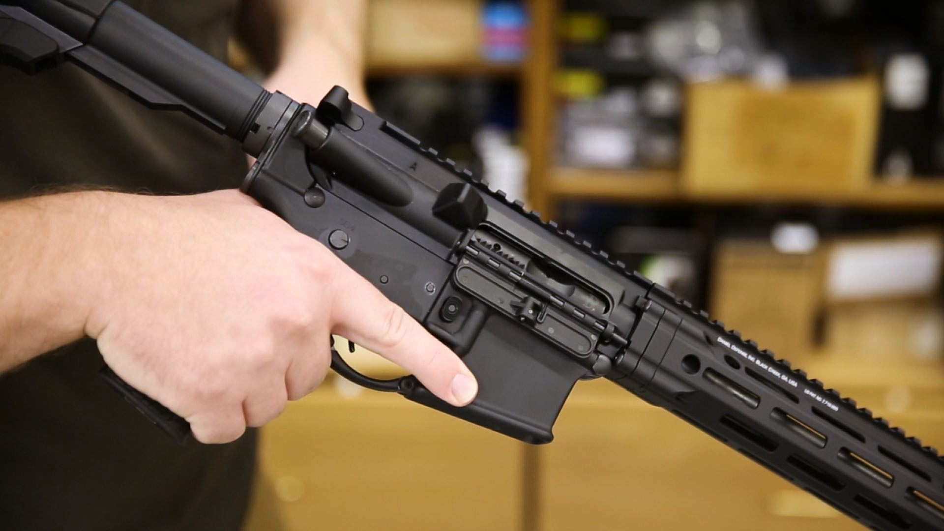 """massachusetts divided over definition of """"assault rifle"""" – vice news"""