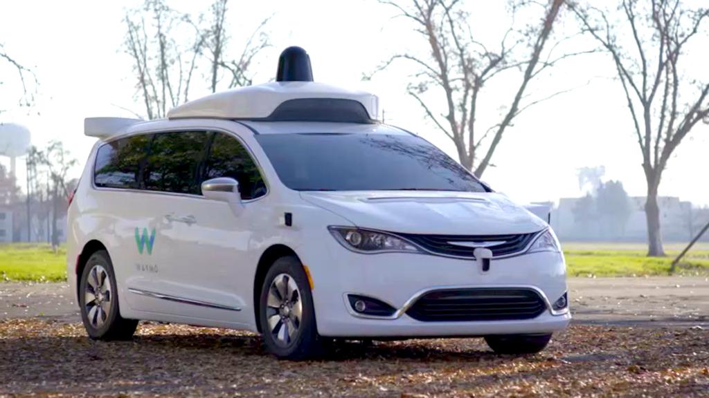 Uber Self Driving Cars Phoenix