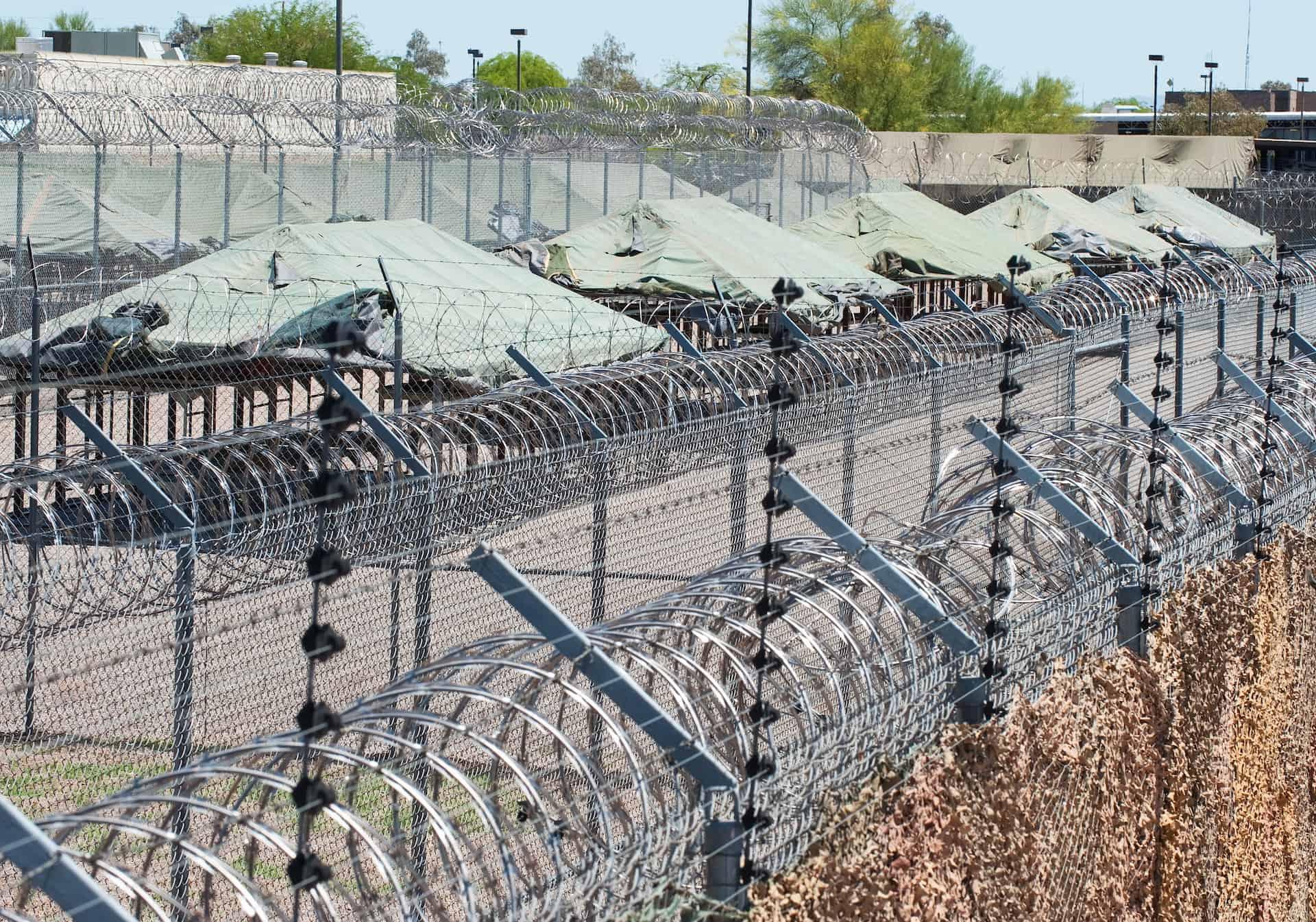Tent City Jail June 2016 You & Tent Prison In The Arizona Desert - Best Tent 2018