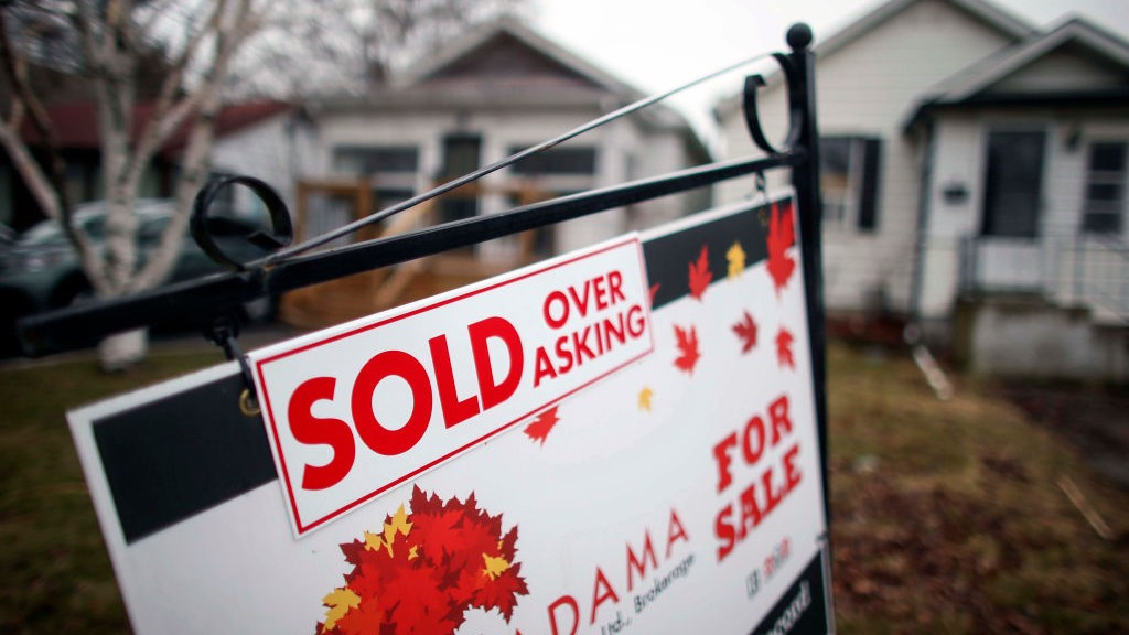 Canada's economy is dependent on you buying and selling real estate