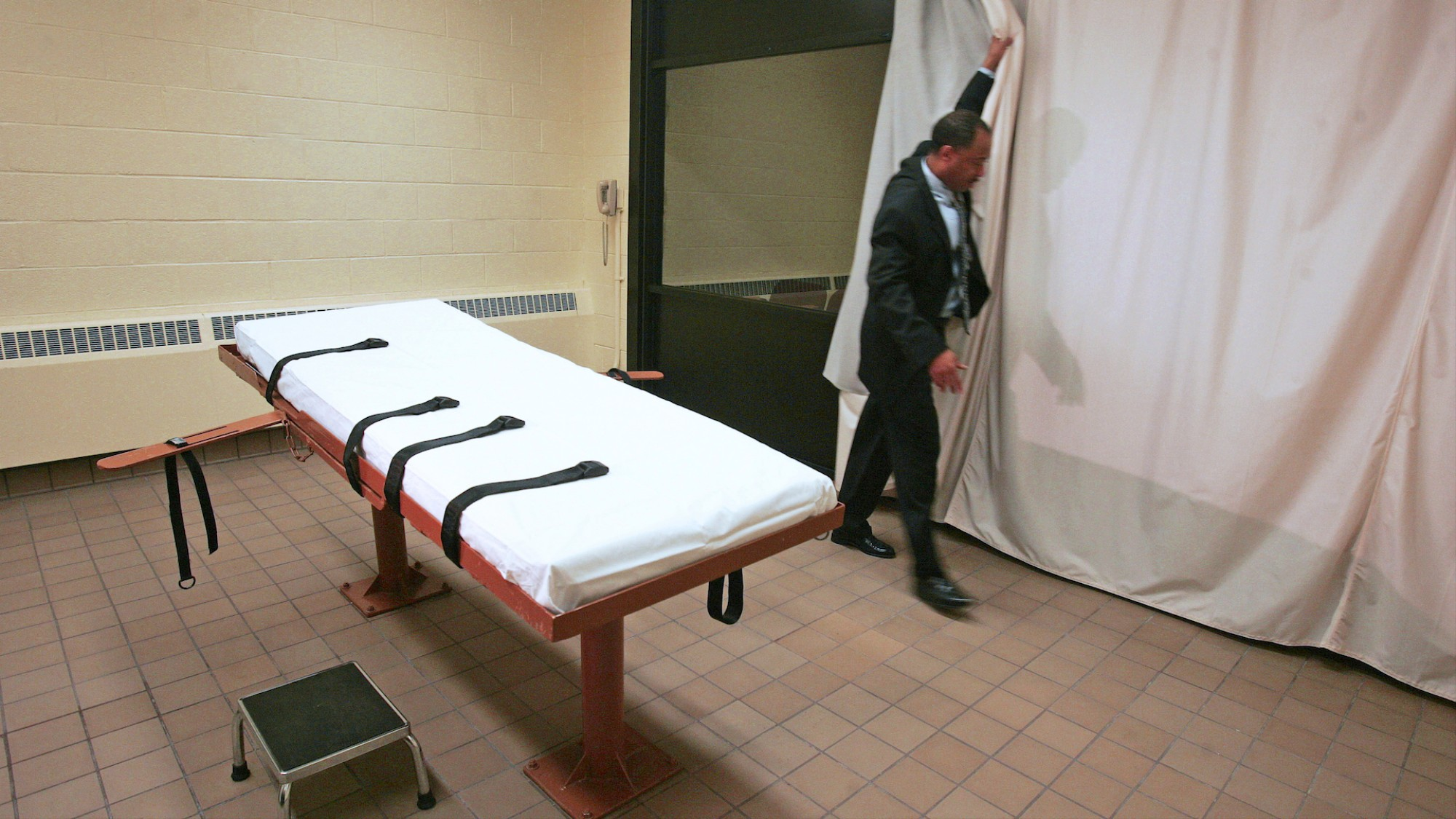 Death row inmate who survived his own execution really doesn