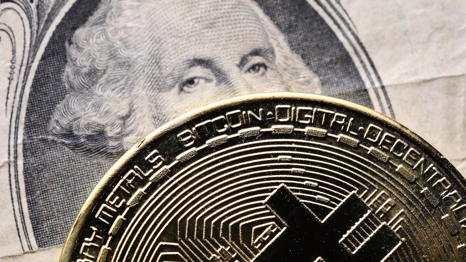 Bitcoin In Dollar